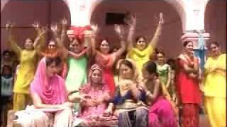 Seri Ghond Dehko - Teeyan Teej Diyan - Punjabi  Giddha Songs