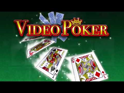Free online casino video poker игра покер кости онлайн
