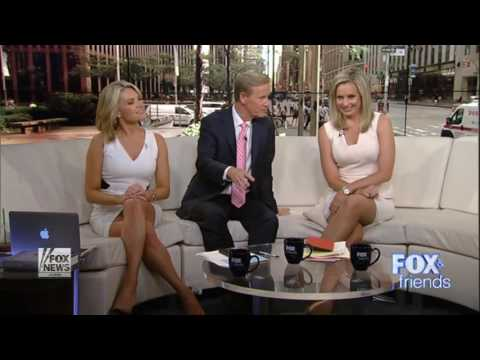 Heather Nauert & Sandra Smith - ATSS 8/2/16
