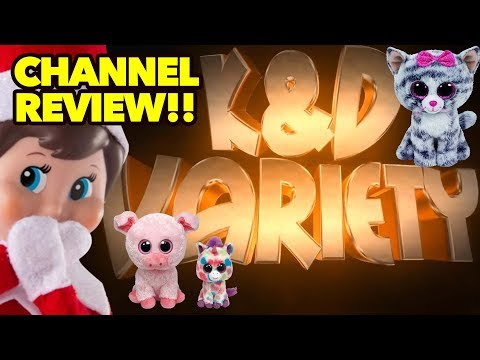 Elf on the Shelf Channel Review: K&D Variety Channel