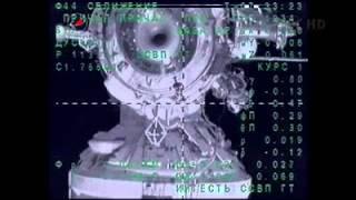 Soyuz TMA-04M Docking Coverage
