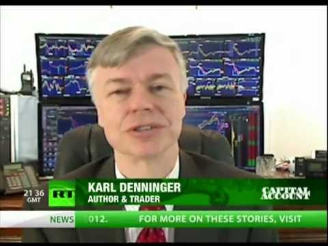A Financial System Built to Fail: a look back at 2008 w/Karl Denninger
