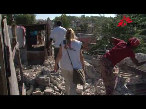 Haiti: Working through the disaster