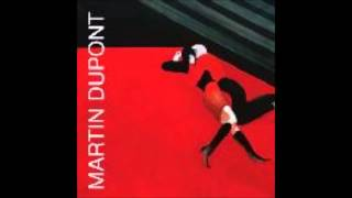 MARTIN DUPONT Just because remix 1985