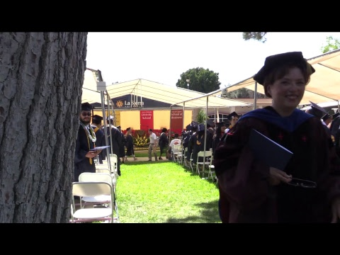 La Sierra University - Commencement 2017