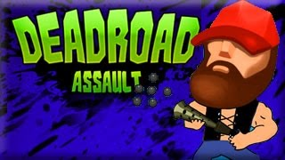 Deadroad Assault - Zombie Game