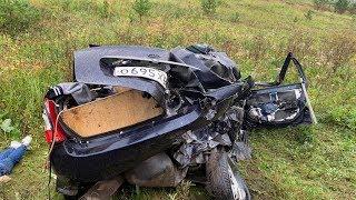 Двое в Калине убились об встречный грузовик.