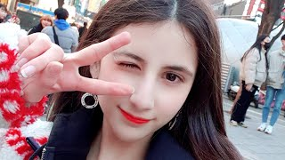 홍대 버스킹 공연 게스트 가예 댄스 [직캠]
