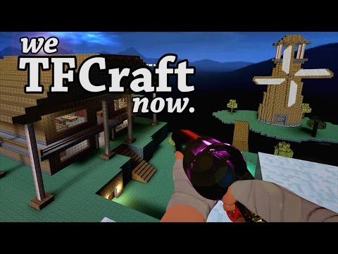 Who Plays On TF2 Minecraft Servers, Anyway?