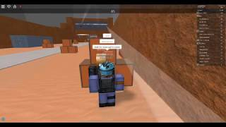 Sniper Event - Roblox Innovation Security Training Facility