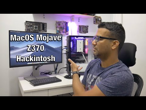 Hackintosh Z370 MacOS Mojave Bootable USB Guide Part 1