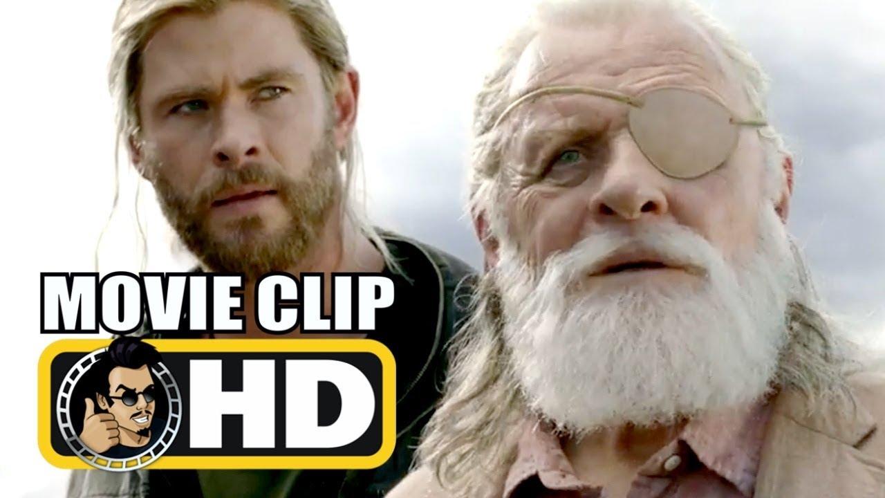 THOR: RAGNAROK (2017) Odin Scene with Taika Waititi Commentary |FULL HD| Marvel Studios