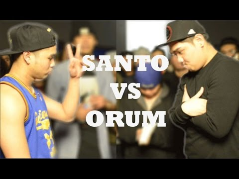BOTE TDOT Chapter - Santo vs Orum (Promo)