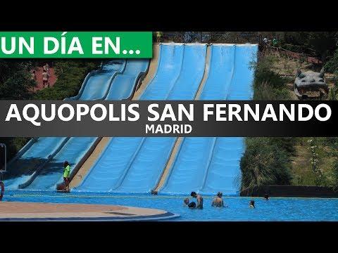 Un día en...   Aquopolis San Fernando de Henares