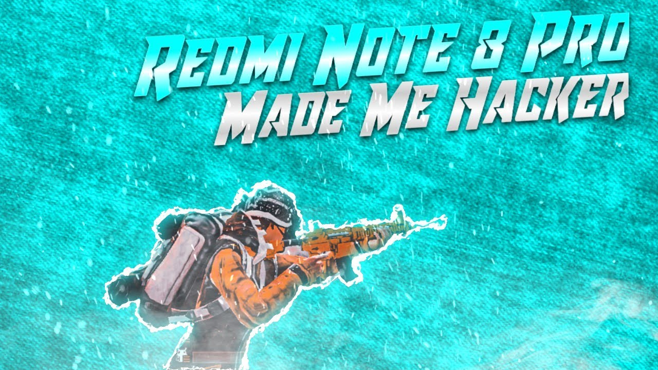 Redmi Note 8 Pro PUBG   Smooth Extreme 60FPS Gameplay   Made Me Hacker