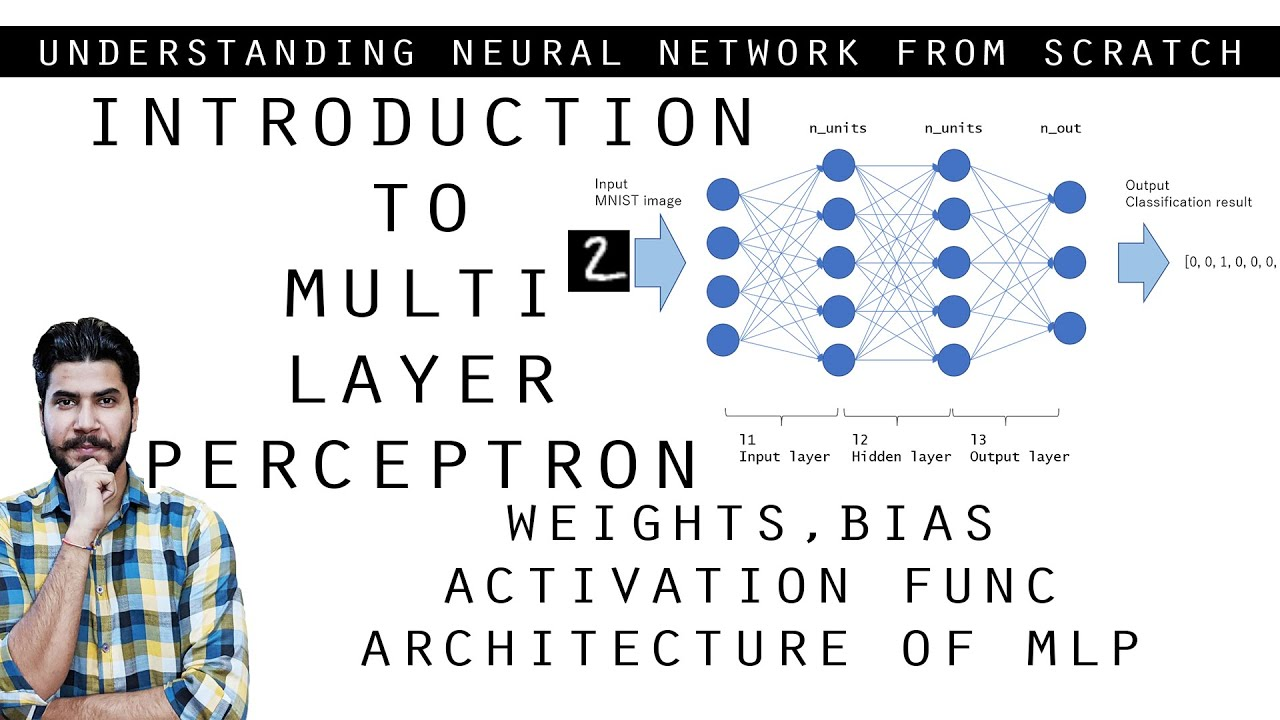 Introduction To Multi Layer Perceptron - Understanding The Concepts (Deep Learning)