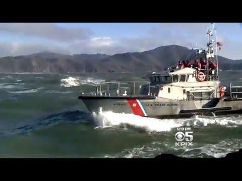 Coast Guard vs Giant Waves!
