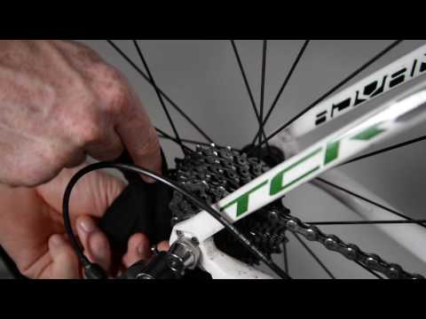 Quick Trick to clean your bike cassette and gears