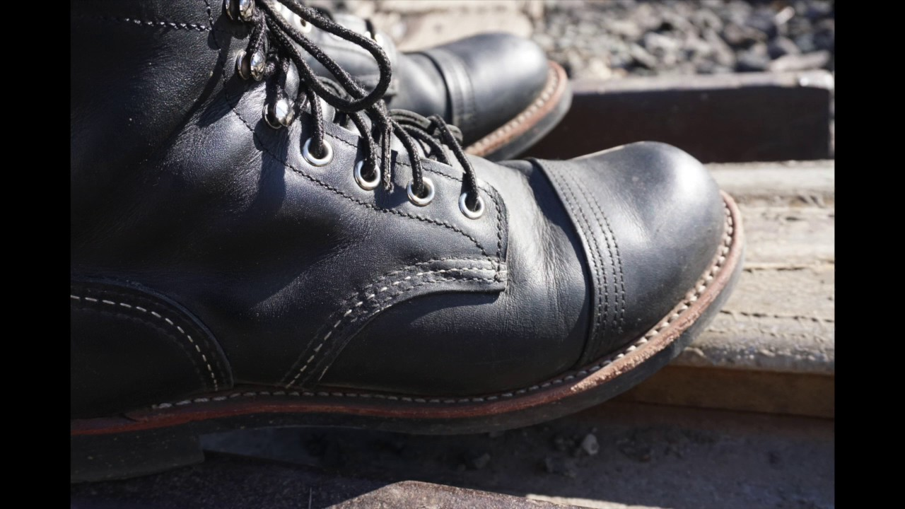 99c3da94fc7 Red Wing Iron Ranger: Review