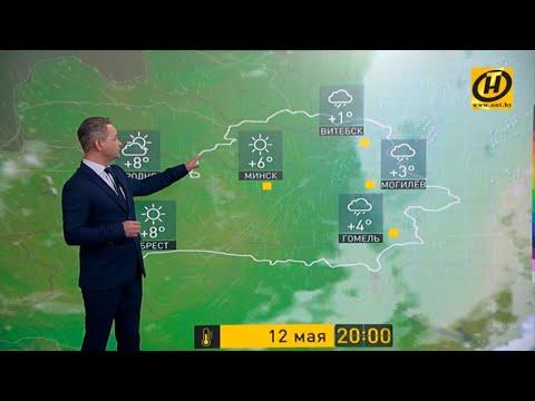 """Прогноз погоды на 12 мая: идут """"черемуховые"""" холода, одевайтесь теплее"""