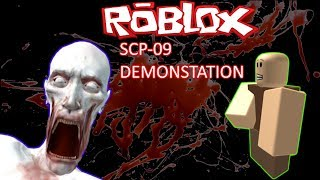 DON'T LOOK AT IT! | ROBLOX | SCP-096 Demonstration