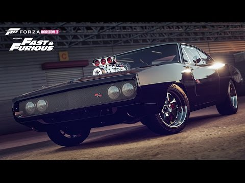 Forza Horizon 2 Fast & Furious |1970 Dodge Charger R/T ...