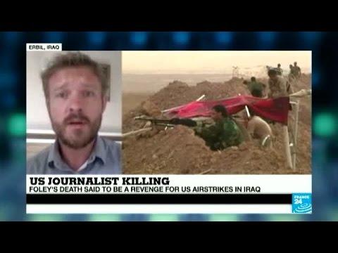 US Journalist James Foley Beheading