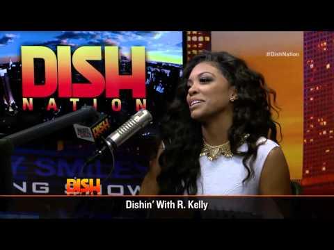 R Kelly Sings With Rickey Smiley & Porsha Williams