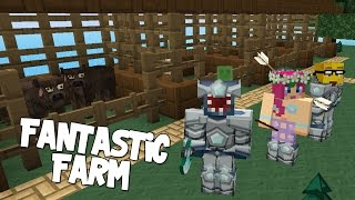Minecraft - Attack Of The B Team - Fantastic Farm! [46]