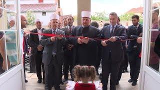Hapja e Xhamisë në  Rahovec