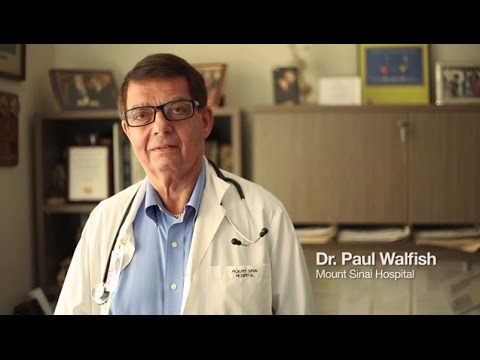 Dr. Paul Walfish's Pioneering Work In Thyroid Cancer Care And Research | Da Vinci Gala 2015