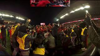 Bell VR Experience: Toronto FC Post-Game Viking Clap