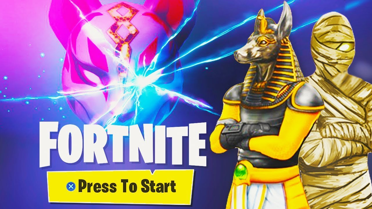 New Season 5 Battle Pass Skins In Fortnite Battle Royale New
