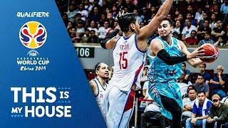 Philippines V Kazakhstan   Highlights   Fiba Basketball World Cup 2019   Asian Qualifiers