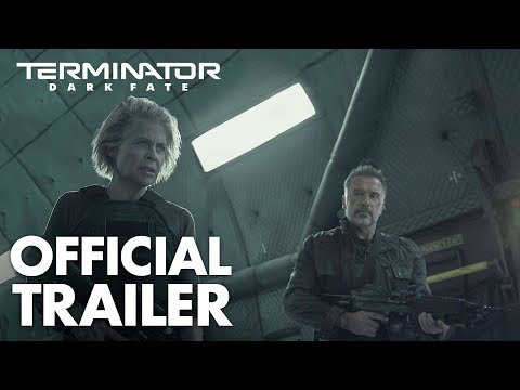 Adam Gubernath -  Terminator: Dark Fate - Official Trailer