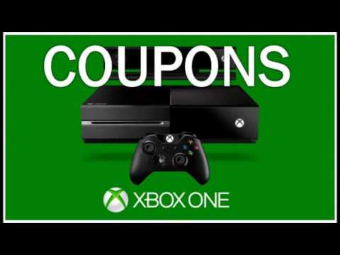 xbox one coupons youtube