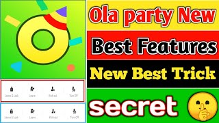 Ola party New Best Features Ola party New Best Trick Secret 🤫 Qwick Live New Features kya hai screenshot 1