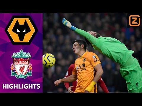 HEERLIJK POTJE VOETBAL   Wolverhampton Vs Liverpool   Premier League 2019/20   Samenvatting