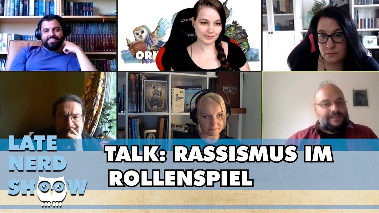 Download Talkrunde: Vorurteile und Rassismus im Rollenspiel