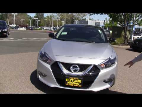 2017 Nissan Maxima Platinum Edition - Future Nissan Of Folsom