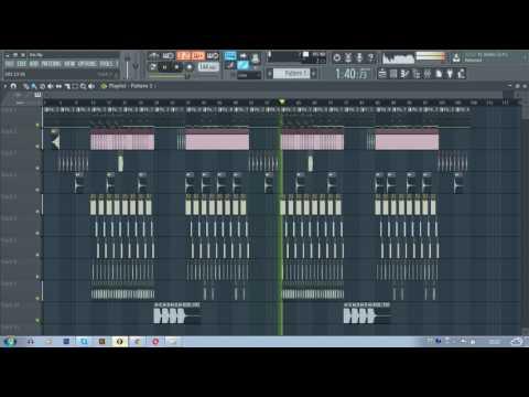 BTS - We Are Bulletproof Pt2 FL Studio Remake (FREE FLP) NO MIX