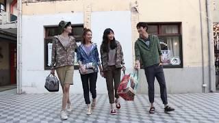 城市綠洲 - 2019 ADISI 春夏 Outdoor Style穿搭概念 (Andrea、Erika)