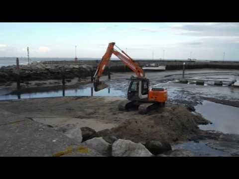 Ryde Harbour Work at the Isle of Wight