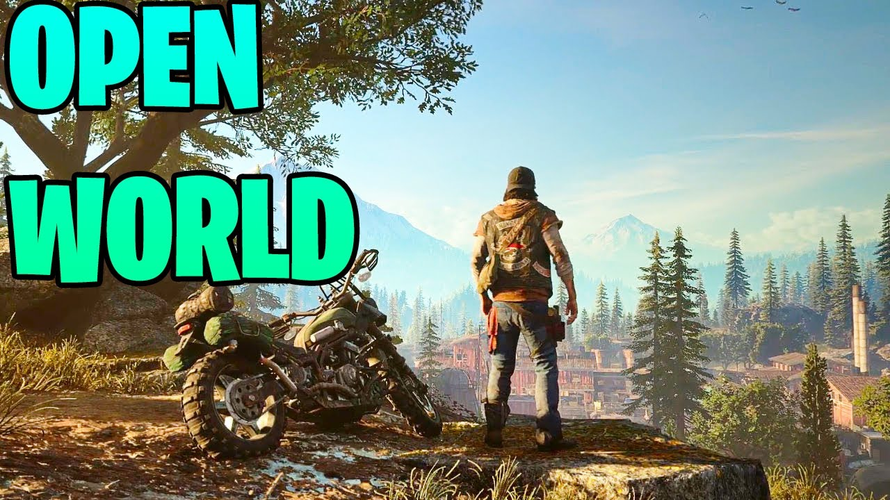 Top 10 Open World Games For Low End Pc 2019 Youtube