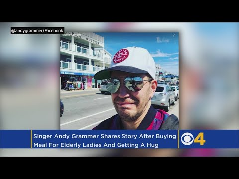 Andy Grammer Picks Up Tab For Women At Hampton Beach, Gets Moving Response