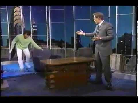 Conan O'Brien 'Jackie Chan interview 4/1/99