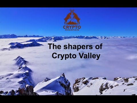 Crypto Mountain Rocks: The shapers of the Crypto Valley