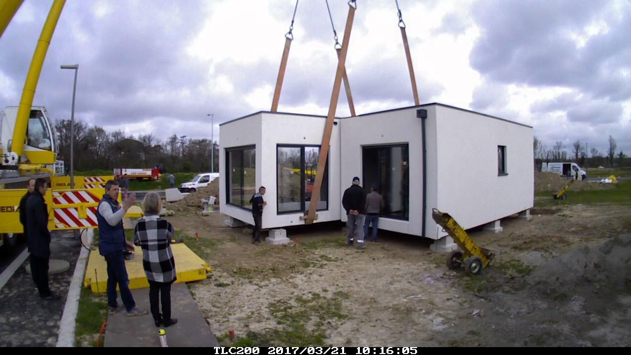 Maison malie a graulhet ventana blog - Maison modulaire beton ...