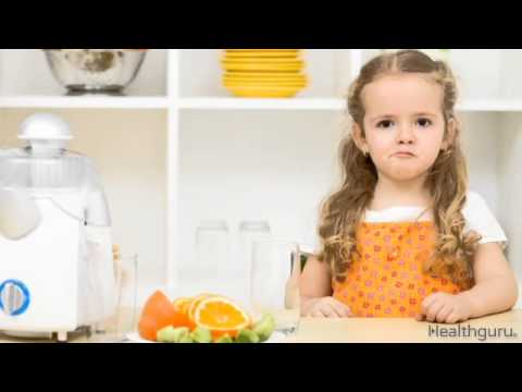 Healthy Sample Diet Plan for Toddlers