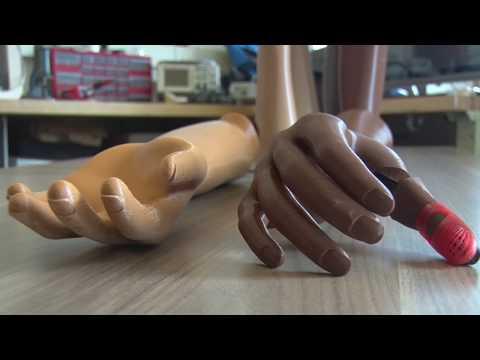 RIT Innovators: LimbForge 3D-Printed Prosthetics